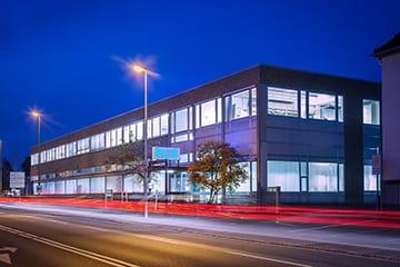 ROS Firmengebäude